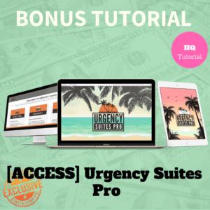 Bonus Uregency Suite Pro