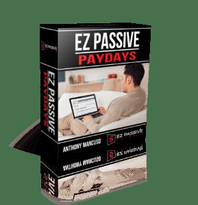 Easy Passive PayDays
